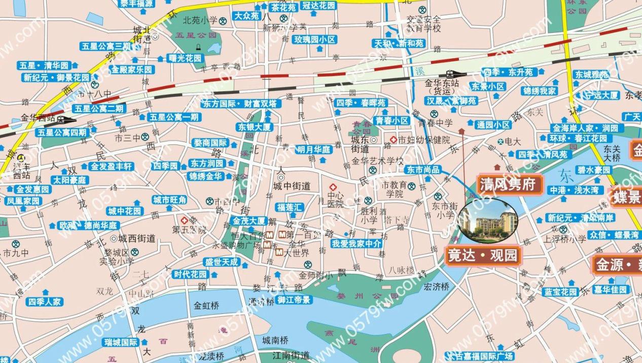 2014 房价地图